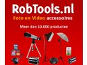 Professionele Audio-, Tv- en Video-apparatuur RobTools consumentenelektronica en accessoires